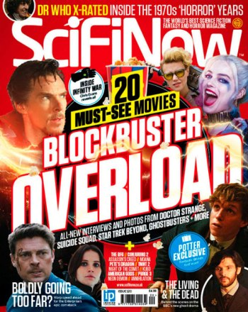 SciFiNow Magazine, issue #120
